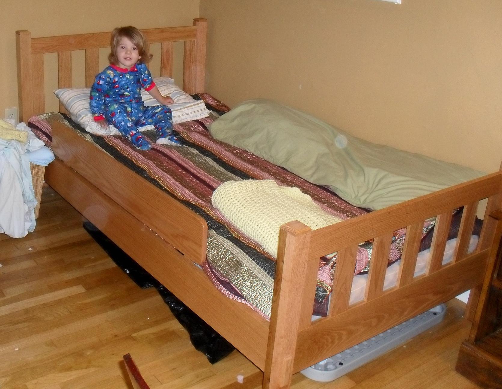 Asheru0027s New Bed